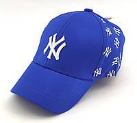 Детская бейсболка кепка с 50 по 54 размер детские бейсболки головные уборы кепки для мальчика летняя, фото 1