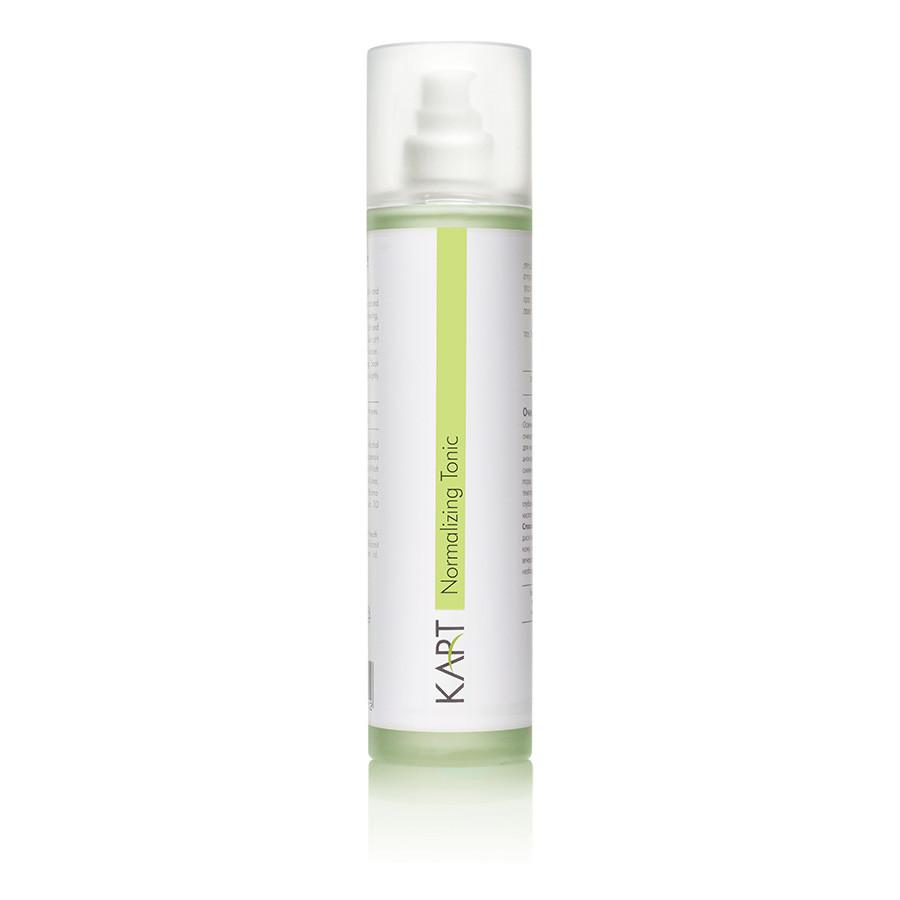 Очищуючий тонік з матуючим ефектом для жирної та комбінованої шкіри KART Clear & Matte Normalizing Tonic