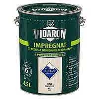 Защитно-декоративная пропитка VIDARON Impregnat V17 Белый дуб 9л
