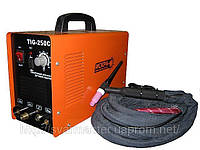Сварочный инвертор Искра TIG-250 для аргонодуговой сварки