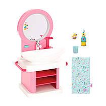 Интерактивный Умывальник Для Куклы Baby Born Zapf Creation 827093