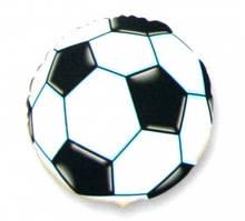 Гелієва куля фольга 45см 401506 чорний