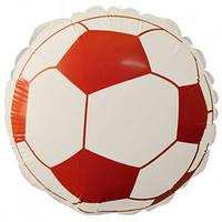 Гелієва куля фольга 45см 401506 червоний