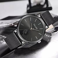 Жіночі наручні годинники Yolako чорні кварцові, фото 1