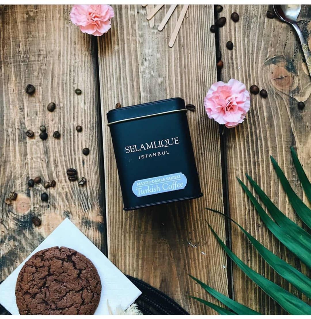 Турецкий кофе молотый Selamlique с мастикой 125 г