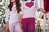 Bono Женская пижама Angel розовая 950503, фото 6