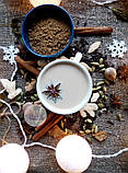 Масала чай ЭКСТРА, 35 грамм. Чай. Масала чай. Композиция отборных молотых пряностей для пряного чая с молоком, фото 3
