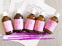 Средство для педикюра и биоманикюра BioGel 60 ml (Germany), 5 шт + КИСТИ ТОНКИЕ 5шт