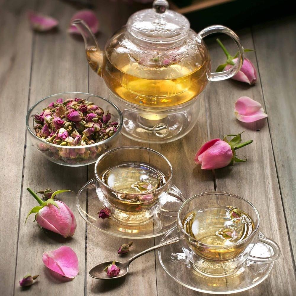 Роза чайная бутоны ЭКСТРА. Роза. 10 грамм