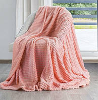 Покрывало-Плед Квадрат покрывало крокодил Розовое бамбуковое покрывало Двуспальное Евро размер 200 х 230 см