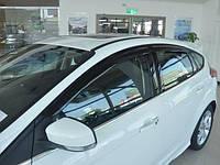 Дефлектори вікон вітровики Ford Focus 3