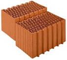 Керамический блок Porotherm 25 P+W, фото 2