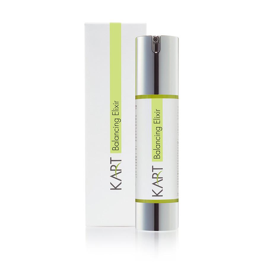 Балансирующая сыворотка для жирной кожи KART Clear & Matte Balancing Elixir