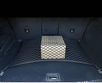 Фиксирующая сетка в багажник автомобиля (Универсальная) 70х70см, фото 1