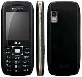 Корпус LG GX300 черный с клавиатурой, High Copy