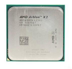 Процессор AMD Athlon II X2 340, 3.2 GHz, sFM2, tray