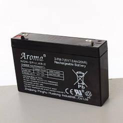 Батарея 6V7Ah-BATTERY универсальная, 6 V, 7 Ah, 15,3 х 9,5 х 3,5 см