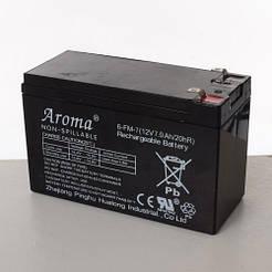 Батарея 12V7Ah-BATTERY универсальная, 12V 7Ah, 15,3 х 9,5 х 6,7 см