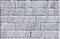 """Плитка мраморная со сколом 7см x  L """"DIAS GREY"""" KLVIV Испания уп.0.34 м.кв, фото 1"""