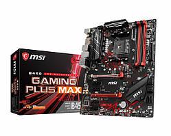 MSI B450 Gaming Plus Max Socket AM4