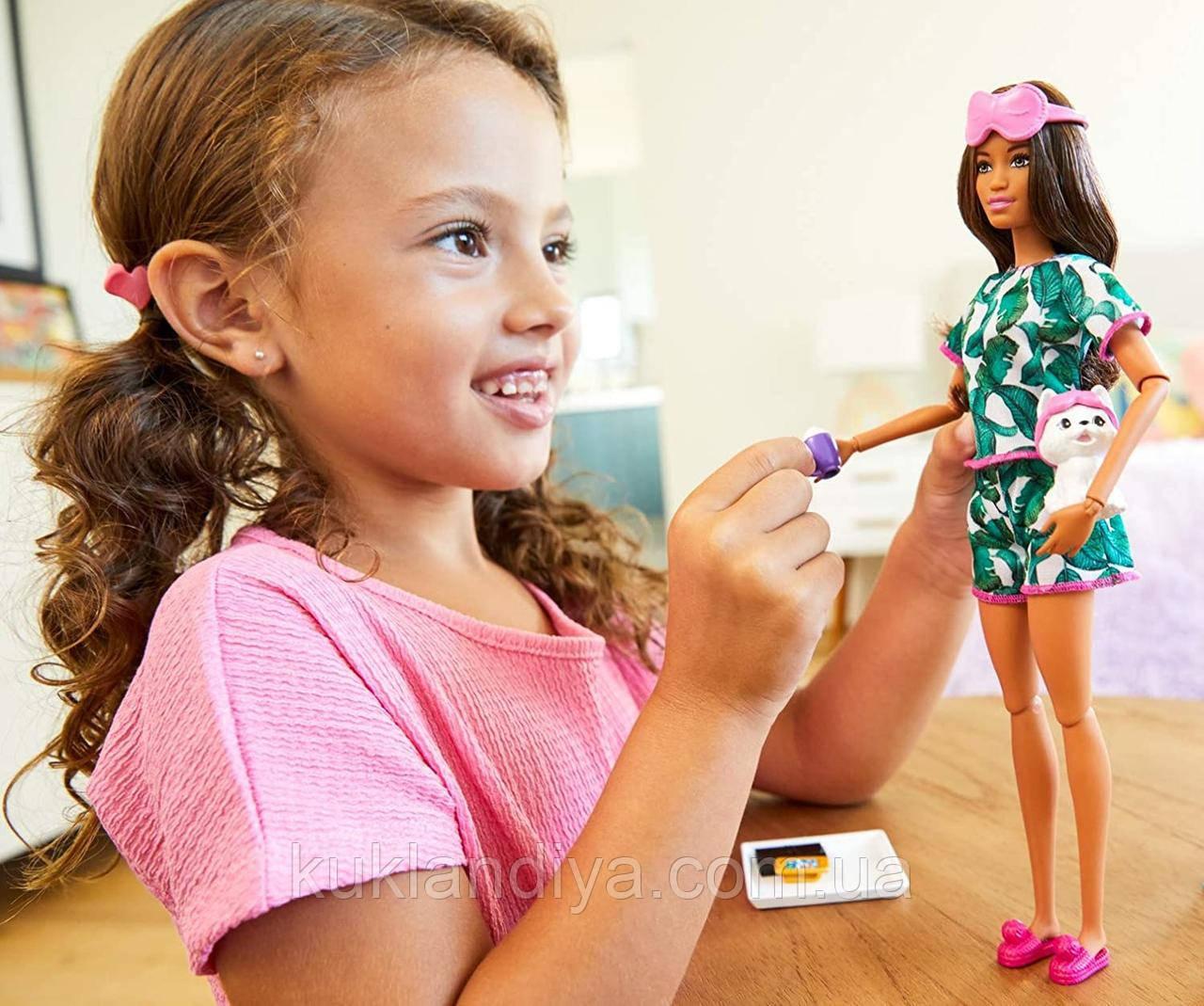 Кукла Барби Релаксация с щенком Barbie Relaxation купить в ...