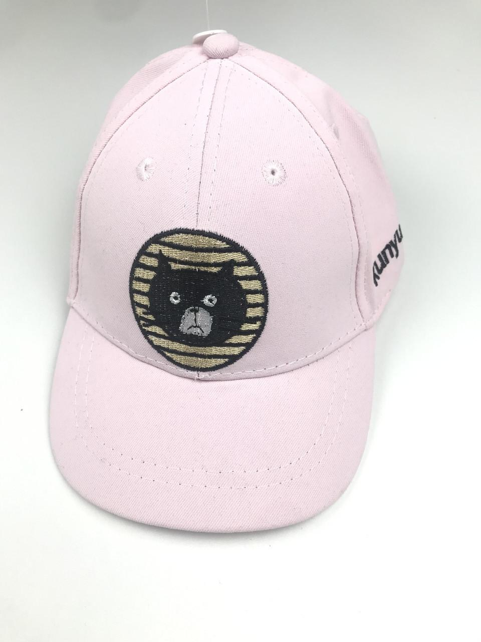 Дитяча кепка для дівчинки