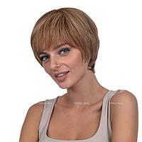 Парик из натуральных волос Silvia HH светло-русая мелировка