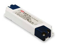 Драйвер світлодіода 350мА 25Вт 42-72вольт блок живлення PLM-25E-350 MEAN WELL 7701о