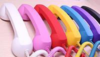 "Телефонная ретро трубка для iPhone, iPad, BlackBerry, HTC, Samsung ""Retro Coco"""