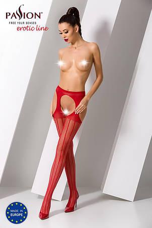 Эротические колготки S018 red, фото 2