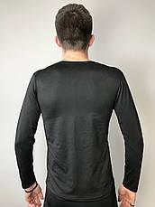 Кофта  спортивная  компрессионная мужская  Adidas Адидас  (S,M, L,XL), фото 2