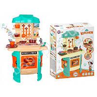 Кухня игрушечная с подсветкой, звуковым эффектом и паром технок 5637, фото 1