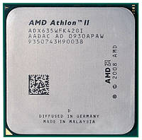 Процессор AMD Athlon II X4 635, 2.8 GHz, sAM3, tray