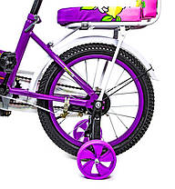 """Велосипед 16 """"SHENGDA"""" Violet T15, Ручной и Дисковый Тормоз, фото 3"""