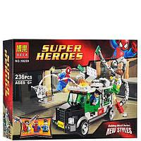 Конструктор Super Heroes Полицейский грузовик