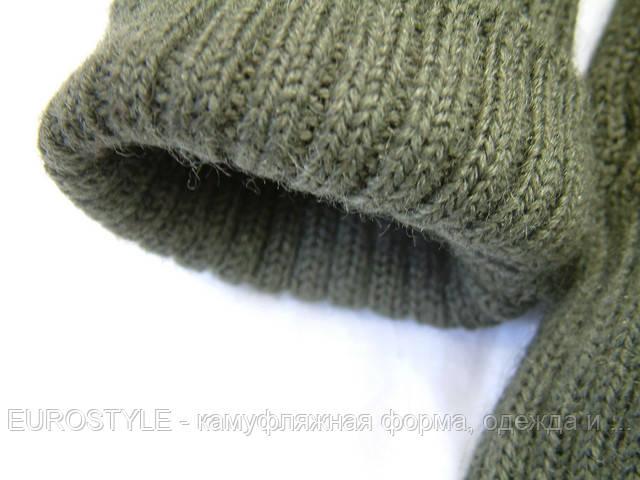 Армейский свитер Британия олива
