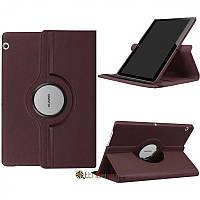 Чехол HUAWEI MediaPad T5 10.1 brown 360 градусов