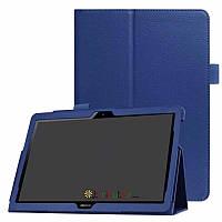 Чехол HUAWEI MediaPad T5 10.1 Classic book cover dark blue