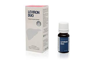 Средство для восстановления и очистки печени - Leviron Duo (Левирон Дуо)