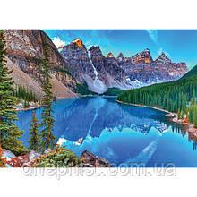 Пазл 1500 элементов / Озеро Морейн