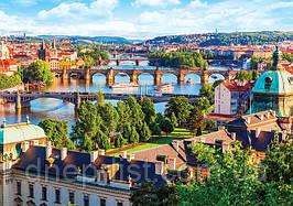 Пазл 1000 елементів / Чехія - Charles Bridge