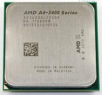 Процессор AMD A8-Series A4-3400, 3.2 GHz, sFM1, tray
