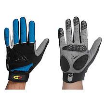 Велоперчатки NORTHWAVE M Черно-синий (C89122008 BLACK-BLUE M)