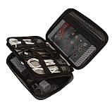 Органайзер для электроники Bagsmart Черный (FBBM0101069AN001BS), фото 5