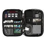 Органайзер для электроники Bagsmart Черный (FBBM0101069AN001BS), фото 7