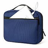 Органайзер для электроники Bagsmart Синий (FBBM0101099AN005BS), фото 4