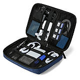 Органайзер для электроники Bagsmart Синий (FBBM0101099AN005BS), фото 7