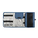 Органайзер для электроники Bagsmart LAX Синий (FBBM0200077A031BS), фото 7