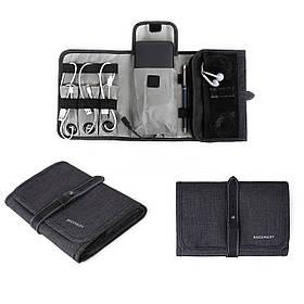 Органайзер для электроники Bagsmart LAX Черный (FBBM0200077A001BS)