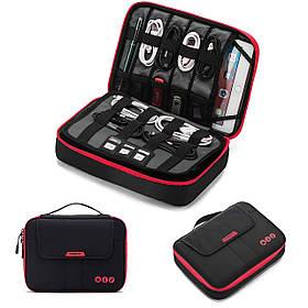 Органайзер для электроники Bagsmart Черный (FBBM0200084A001BS)